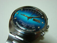 Vintage big size ORIENT Perpetual Calendar, 21 jewels, automatic, Japan made