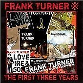 Frank Turner - The First Three Years CD