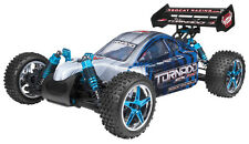 Redcat Racing Tornado EPX Pro 1/10 Buggy Brushless Waterproof RTR - BLUE/SILVER