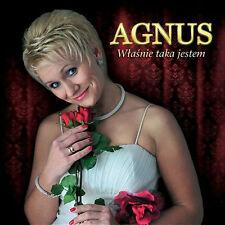 Agnus - Wlasnie taka jestem (CD)  2014 NEW