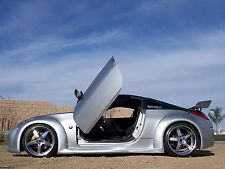 Nissan 2003-2008 350z Bolt-on Vertical Lambo Doors