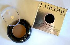 "Lancome Long-Lasting Color Design Eye Shadow Smooth Hold ""Mochaccino"" NEW"