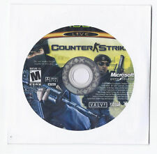 Microsoft xbox Counter Strike Game Rare