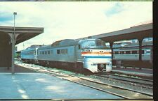SPRINGFIELD,MASSACHUSETTS-AMTRAK'S BUDD RDC CARS-1979-(AV-3344*)