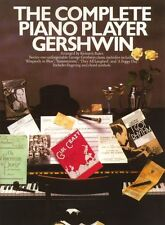 The Complete Piano Player Gershwin Learn to Play Music Book