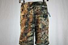 "VOLCOM GRAPHIC SWIM/SURF/BOARD SHORTS ""CINCH FLY"" CAMO W/FLOWER PATTERN size 28"