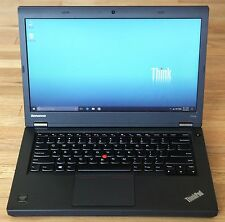 Lenovo ThinkPad T440p i5-4200m 2.50GHz 4GB 500GB DVDRW WEBCAM BT Win10p Grade A
