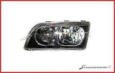 headlight left Double reflector black Volvo S40 V40 00-04 headlight NEW