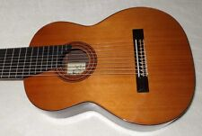 Milagro MRC10 Concert 10-String Classical Harp Guitar, w/Case, Cedar/Indian RW!!