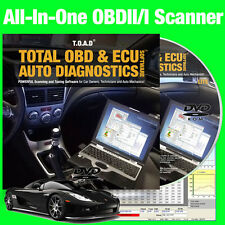 Total Car Diagnostics Auto Tuning / Repair / Service OBD OBD2 ELM327 Software ~