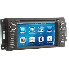GPS-Navi 2 Din Car DVD Player Radio for Jeep/Dodge/Chrysler 2007-2008-2009-2010