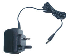 BEHRINGER TU300 CHROMATIC TUNER POWER SUPPLY REPLACEMENT ADAPTER 9V