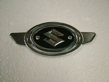 SUZUKI A50,AS50 ETC R,J,K,L, '70-'74, J,K,L '72-'74 TANK BADGE