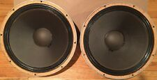 JBL JIM LANSING D150-4  32 0HMS VERY EARLY ERA (PAIR) MINT CONDITION