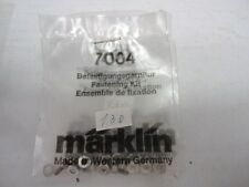 Marklin  ho 7004 catenary screws and nuts  nice!