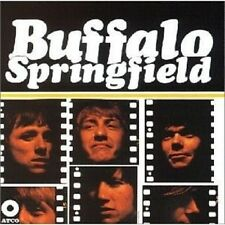 "BUFFALO SPRINGFIELD ""FIRST"" CD 12 TRACKS NEU"