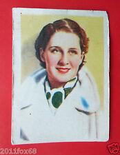 actors acteurs figurine cards nestle stars of the silver screen 23 norma shearer