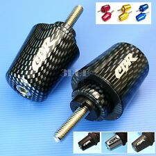 Z10 Racing HONDA CBR 250 400 600 650 750 900 929 1000 1100 Bar Ends CARBON Look