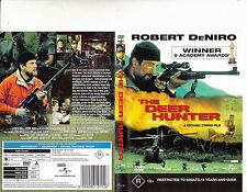 The Deer Hunter-1978-Robert DeNiro-Movie-DVD