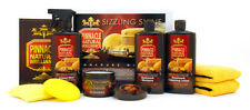 Pinnacle Souveran Paste Sizzling Shine Kit  car wash wax polish