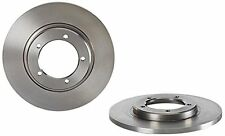 Brembo 08.9137.10 Front Brake Disc - Set of 2 DAIHATSU FOURTRAK,SPORTRAK,WILDCAT