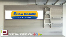 New Holland Agriculture Tractor Workshop Banner