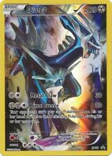POKEMON Dialga XY77 - XY Legendary Collection - Black Star Promo Rare Full Art
