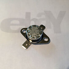 THERMAL OVERLOAD SWITCH 135 °C 275 °F AC 125V 16A 250V 10A THERMOSTAT NC