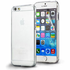 Funda PROTECTOR PANTALLA iPhone 6 PLUS 5.5 Carcasa RIGIDA TRANSPARENTE UltraFINA