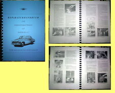 Reparaturhandbuch IFA Wartburg 311 no Barkas B1000 Wartburg 353