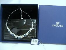 Swarovski Formidable Large Necklace, Crystal Authentic MIB 5229470