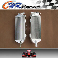 RH&LH Aluminum Alloy Radiator FOR kawasaki kx250 KX 250 1985 1986 85 86 NEW