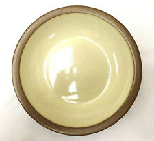~Denby Energy Cinnamon Rimmed Soup/Pasta Bowl - Brand New - Discontinued Item