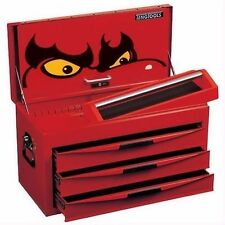 TENG TOOLS 3 DRAWER 8 SERIES TOP BOX TOOLBOX WITH BALL BEARING SLIDES