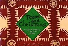 Texas & Christmas: A collection of traditions, memories, and folklore-ExLibrary