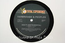 """Yarbrough & peoples, Guilty  (VG) LP 12"""""""