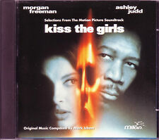 Kiss The Girls Selections From Soundtrack CD on Milan (1997)