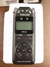 TASCAM DR-05 Digital Recorder