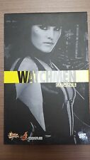 Hot Toys MMS 102 The Watchmen Silk Spectre II Malin Akerman 12 inch Figure NEW
