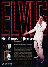 Elvis Presley - His Songs Of Praise Vol 1 - FTD Book/CD - New & Sealed ********