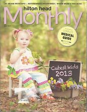 Hilton Head Monthly May 2013 Cutetst Kids/Medical Guide/Never Retire
