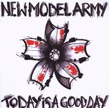 NEW MODEL ARMY Today Is A Good Day CD Digipack 2009