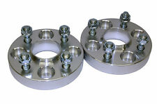 25mm 4x108 63.4 CB HUBCENTRIC WHEEL SPACER KIT FORD FIESTA MK4 MK5 MK6