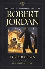 NEW Lord of Chaos Wheel of Time Series Book 6 by Robert Jordan (2012, Paperback)