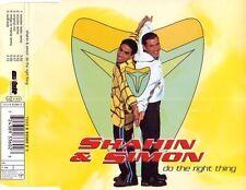 Shahin + Simon Do the right thing (1995) [Maxi-CD]