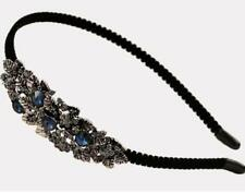 Women Fashion Metal Rhinestone Crystal Headband Head Hair Band New