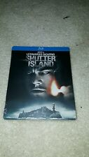 Shutter Island Blu-ray Steelbook (France) OOP AND EXTREMELY RARE. New