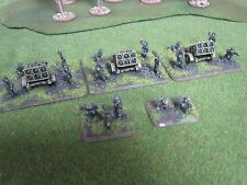 Flames of war - German rocket battery - well painted