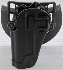 New! Blackhawk SERPA CQC Holster Colt 1911/Clones, Left, Matte Black #410503BK-L