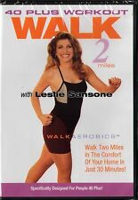 Leslie Sansone - 40-Plus Workout Walk 2 (DVD, 2004)